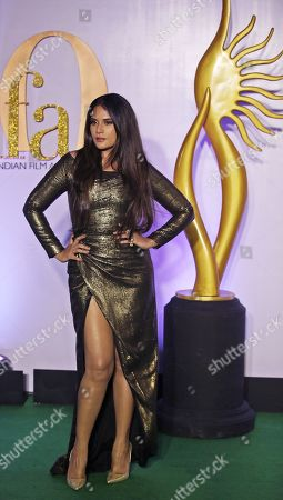Richa Chadda poses as she arrives for the IIFA Rocks event as part of the 20th International Indian Film Academy (IIFA) in Mumbai, India, 16 September 2019. The IIFA Rocks 2019 is a pre-awards show. The IIFA Awards 2019 will take place on 18 September.