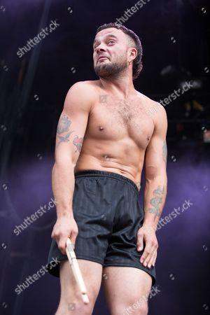 Editorial image of Peaky Blinders Festival, Birmingham, UK - 15 Sep 2019