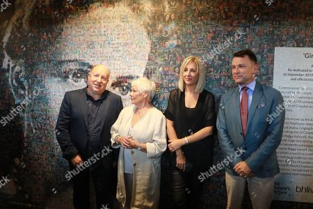 Editorial picture of Dame Judi Dench formally re-opens the Ashcroft Playhouse, London, UK - 16 Sep 2019