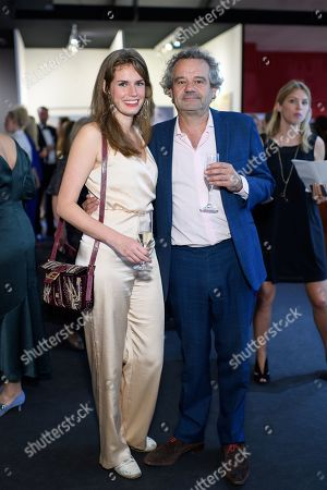 Editorial picture of The Sarabande Foundation at LAPADA Art and Antiques fair, Berkeley Square, London, UK - 16 Sep 2019
