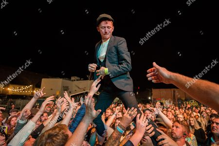 Stock Image of Frank Carter and the Rattlesnakes