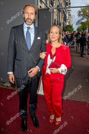 Editorial picture of Princess Irene 80th birthday celebrations, Amsterdam, Netherlands - 16 Sep 2019