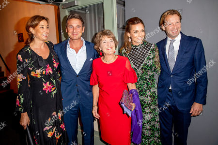 Editorial image of Princess Irene 80th birthday celebrations, Amsterdam, Netherlands - 16 Sep 2019