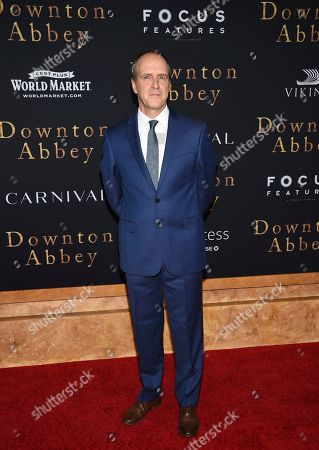 "Kevin Doyle attends the premiere of ""Downton Abbey,"" at Alice Tully Hall, in New York"