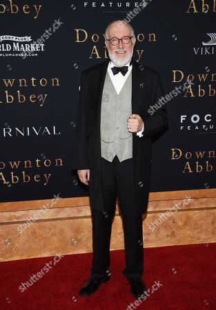 "Simon Jones attends the premiere of ""Downton Abbey,"" at Alice Tully Hall, in New York"