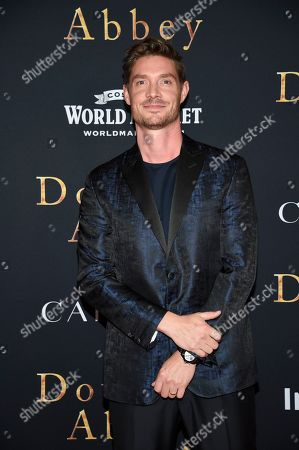 """Max Brown attends the premiere of """"Downton Abbey,"""" at Alice Tully Hall, in New York"""