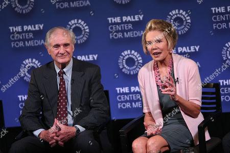 Neal Pilson, Lesley Visser