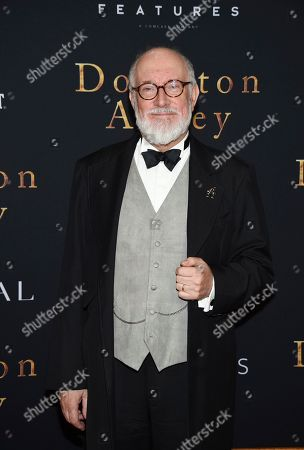 "Simon Jones attends the premiere of ""Downton Abbey"" at Alice Tully Hall, in New York"