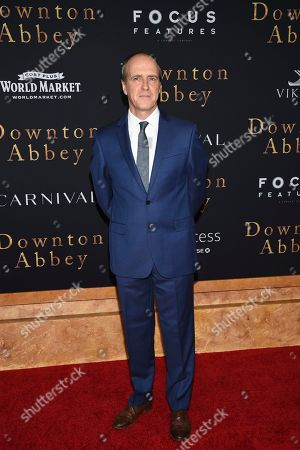 "Kevin Doyle attends the premiere of ""Downton Abbey"" at Alice Tully Hall, in New York"