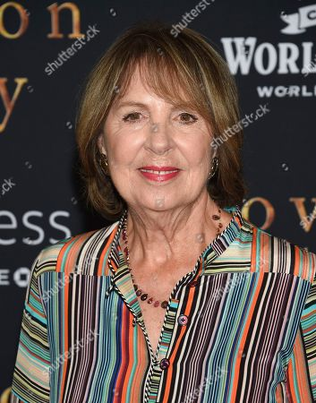 "Penelope Wilton attends the premiere of ""Downton Abbey"" at Alice Tully Hall, in New York"