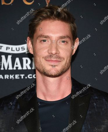 """Max Brown attends the premiere of """"Downton Abbey"""" at Alice Tully Hall, in New York"""