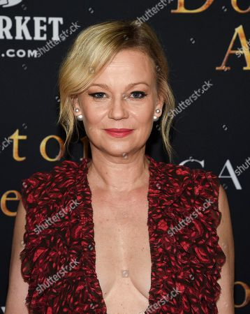 """Editorial picture of NY Premiere of """"Downton Abbey"""", New York, USA - 16 Sep 2019"""