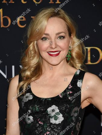 "Geneva Carr attends the premiere of ""Downton Abbey"" at Alice Tully Hall, in New York"