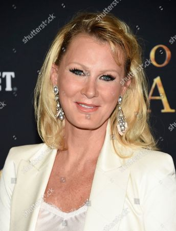 """Sandra Lee attends the premiere of """"Downton Abbey"""" at Alice Tully Hall, in New York"""