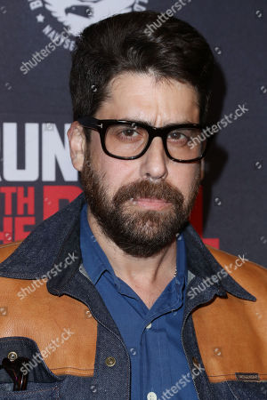 Editorial image of 'Running with the Devil' film premiere, Arrivals, Los Angeles, USA - 16 Sep 2019