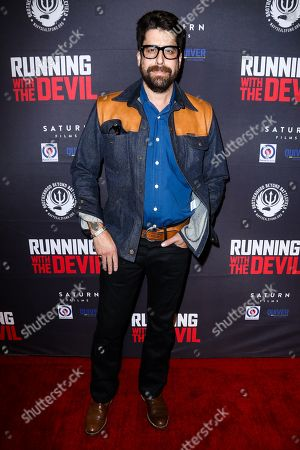Editorial picture of 'Running with the Devil' film premiere, Arrivals, Los Angeles, USA - 16 Sep 2019