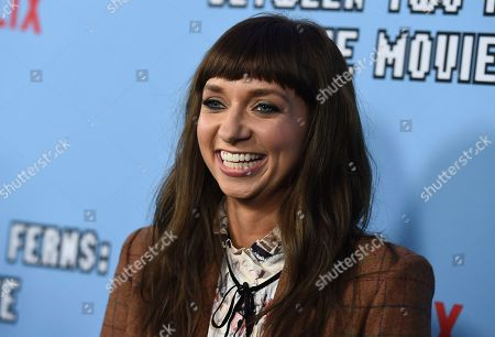 """Editorial image of LA Premiere of """"Between Two Ferns: The Movie"""", Los Angeles, USA - 16 Sep 2019"""