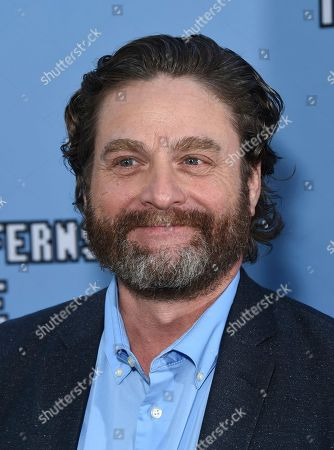 """Editorial picture of LA Premiere of """"Between Two Ferns: The Movie"""", Los Angeles, USA - 16 Sep 2019"""