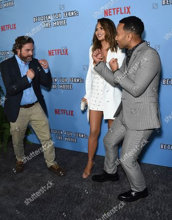 """Editorial photo of LA Premiere of """"Between Two Ferns: The Movie"""", Los Angeles, USA - 16 Sep 2019"""