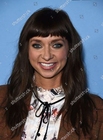 """Stock Picture of Lauren Lapkus arrives at the Los Angeles premiere of """"Between Two Ferns: The Movie"""" at ArcLight Hollywood on"""