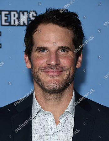 """Stock Photo of Ryan Gaul arrives at the Los Angeles premiere of """"Between Two Ferns: The Movie"""" at ArcLight Hollywood on"""