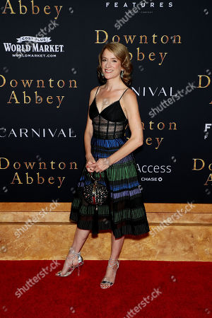 Editorial picture of New York Premiere of Focus Features 'Downton Abbey', USA - 16 Sep 2019
