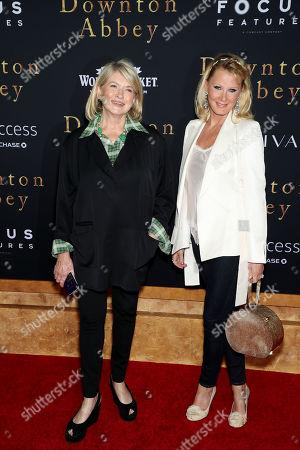 Martha Stewart, Sandra Lee