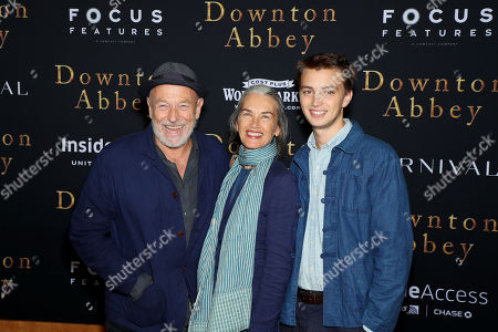 Corbin Bernsen and Family