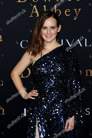 Editorial image of New York Premiere of Focus Features 'Downton Abbey', USA - 16 Sep 2019