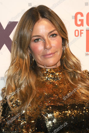 "Stock Picture of Kelly Killoren Bensimon attends a special screening of ""Godfather of Harlem"" at the Apollo Theater, in New York"