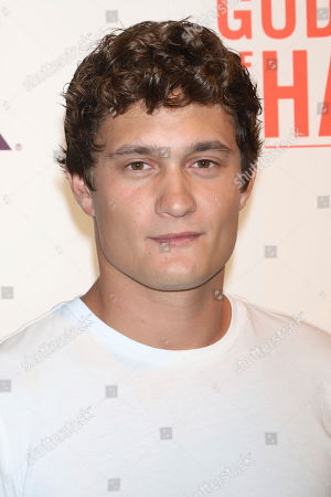 "Rafi Gavron attends a special screening of ""Godfather of Harlem"" at the Apollo Theater, in New York"
