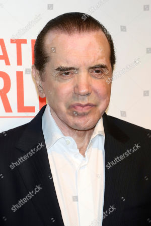 """Chazz Palminteri attends a special screening of """"Godfather of Harlem"""" at the Apollo Theater, in New York"""