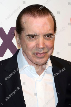 """Stock Image of Chazz Palminteri attends a special screening of """"Godfather of Harlem"""" at the Apollo Theater, in New York"""