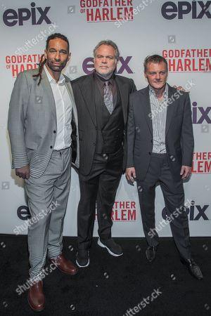 Editorial photo of 'Godfather of Harlem' TV Show screening, New York, USA - 16 Sep 2019