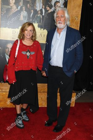 Stock Picture of Cindy Sherman and Jack Hanley