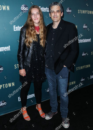 Editorial picture of 'Stumptown' TV Show, Premiere, Arrivals, Los Angeles, USA - 16 Sep 2019