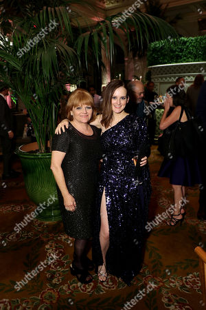 Editorial picture of New York Premiere of Focus Features 'Downton Abbey' - After Party Held at The Plaza Hotel, USA - 16 Sep 2019