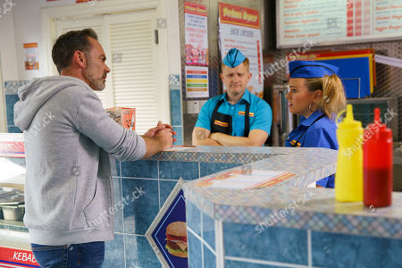 Ep 9876 Monday 16th September 2019 - 2nd Ep Billy Mayhew, as played by Daniel Brocklebank, quizzes Gemma Winter, as played by Dolly-Rose Campbell, about Paul's feud with Kel. Gemma reveals they used to be inseparable until one day Paul flipped, making everyone's lives a misery and causing Bernie and Kel to split. Billy is concerned when he learns Paul was fourteen.