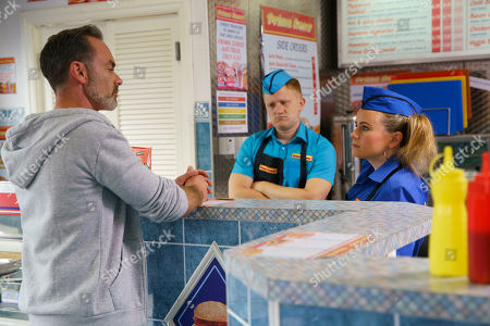Ep 9876 Monday 16th September 2019 - 2nd Ep Billy Mayhew, as played by Daniel Brocklebank, quizzes Gemma Winter, as played by Dolly-Rose Campbell, about Paul's feud with Kel. Gemma reveals they used to be inseparable until one day Paul flipped, making everyone's lives a misery and causing Bernie and Kel to split. Billy is concerned when he learns Paul was fourteen