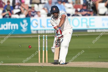 Editorial image of Essex CCC vs Surrey CCC, Specsavers County Championship Division 1, Cricket, The Cloudfm County Ground, Chelmsford, Essex, United Kingdom - 17 Sep 2019