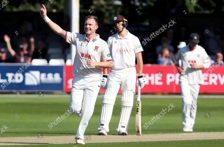 Editorial picture of Essex CCC vs Surrey CCC, Specsavers County Championship Division 1, Cricket, The Cloudfm County Ground, Chelmsford, Essex, United Kingdom - 17 Sep 2019