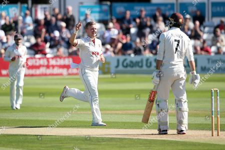 Editorial photo of Essex CCC vs Surrey CCC, Specsavers County Championship Division 1, Cricket, The Cloudfm County Ground, Chelmsford, Essex, United Kingdom - 17 Sep 2019