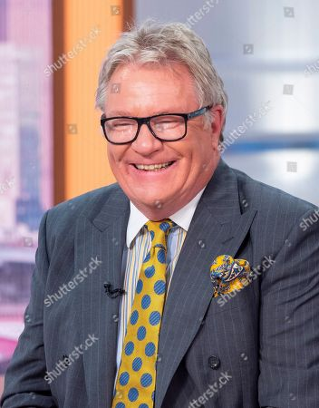 Editorial picture of 'Good Morning Britain' TV show, London, UK - 17 Sep 2019