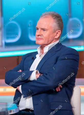 Editorial photo of 'Good Morning Britain' TV show, London, UK - 17 Sep 2019