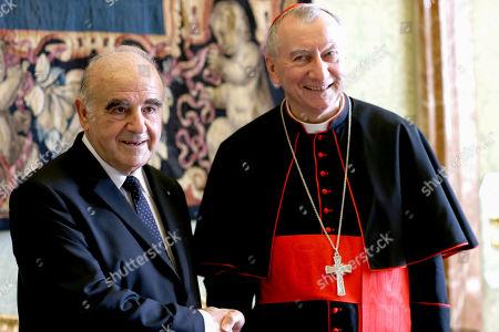 Editorial image of Maltese President George Vella papal audience, Vatican City - 16 Sep 2019