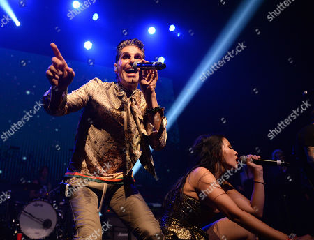Stock Picture of Perry Farrell