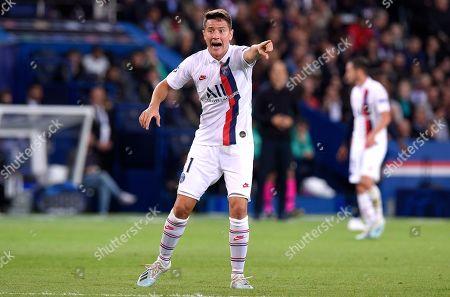 Ander Herrera of Paris Saint-Germain