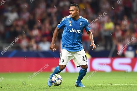 Stock Image of Alex Sandro of Juventus