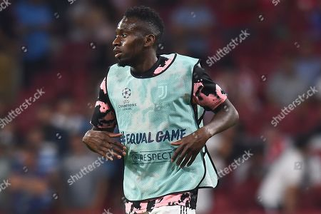 Blaise Matuidi of Juventus