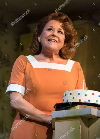 Wendi Peters as Mrs Baskin
